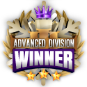 Advanced Division Winner